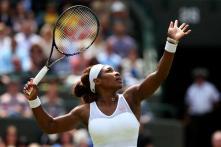 Serena Williams takes first step to Cincinnati title