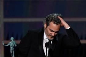 SAG Awards 2020: Joaquin Phoenix Praises Leonardo DiCaprio, Pays Tribute to Heath Ledger
