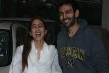 Post Breakup Rumours, Sara Ali Khan, Kartik Aaryan Spotted Together Outside Dubbing Studio