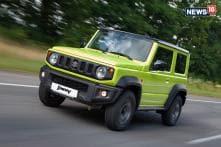 Maruti Suzuki Jimny Could Finally Come to India as a 5-Door SUV - Report