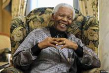 Obama wishes Nelson Mandela on his 95th birthday
