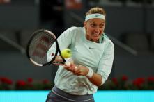 Roland Garros: Petra Kvitova Withdraws With Left Arm Injury
