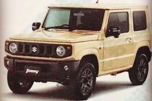 Suzuki Jimny Global Launch Soon, Next Maruti Gypsy for India?