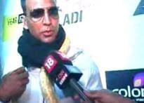 Akshay's <i>Khiladi</i> avatar to be the <i>Fear Factor</i> face