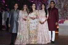 Celebrities Dazzle at Akash Ambani-Shloka Mehta's Engagement Party