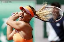 Maria Sharapova makes it back to French Open final