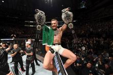 Conor McGregor Knocks Out Eddie Alvarez for Second UFC Title