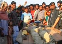 Singur erupts again with protests
