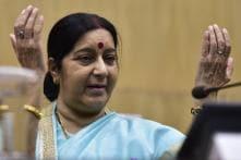 'Maintain Decorum, LK Advani Our Father Figure': Sushma Swaraj Rebukes Rahul Gandhi
