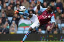 Tottenham target Villa striker Benteke