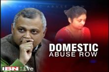 Somnath Bharti's wife's press conference takes a dramatic turn after mother-in-law makes an entry