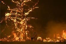 Strong Winds, Scorching Heat Reignite Australia's Bushfire Danger Days After Cooler Weather