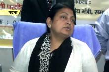 Bihar's minister refuses to reconsider resignation