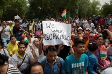 Youths Ready to Sacrifice Lives for Gorkhaland, Says GJM