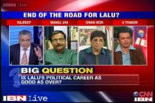 5 years jail term: Is it end of the road for Lalu Prasad?