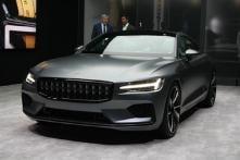 Geneva Motor Show 2018: Polestar 1 Makes European and Public Debut