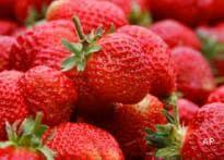Strawberries can boost kids' memory