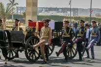 Hosni Mubarak Funeral: Egypt Holds Military Full-Honours For Former President