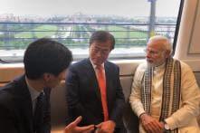 PM Modi Holds Talks with South Korean President Moon Jae-in