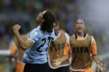 In pics: Spain, Brazil set up title clash