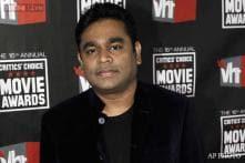 A.R. Rahman in Oscar race again