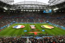 In Pics, France vs Belgium, FIFA World Cup 2018 Semi-final