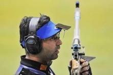 Working hard for Rio Olympics, says Abhinav Bindra