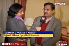 We have enough evidence against Kasab: Nikam