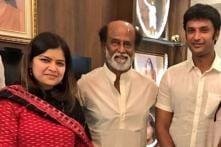 BJP's Poonam Mahajan Meets Rajinikanth, Says Visit Not Political