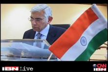 Ex-CAG Vinod Rai begins audit of Padmanabhaswamy temple