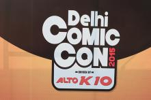 Images: First visuals of Delhi Comic Con 2015