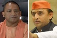 No Development, Only Names Changed: Akhilesh, NDA Ally Go Lyrical to Slam Yogi Govt for Renaming Cities
