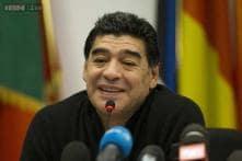 Maradona to run for FIFA presidency: report