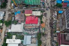 17 Dead, 24 Injured After Building Collapses In Cambodia; Building Owner, Three Others Detained