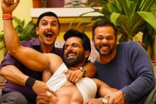 Ranveer Singh's Bromance with Sonu Sood and Rohit Shetty is Winning the Internet