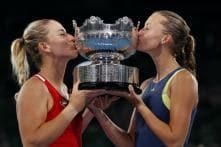 Australian Open: Timea Babos, Kristina Mladenovic Win Women's Doubles Title