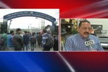 We should not tinker with students' sensitivities: MoS Jitendra Singh on NIT Srinagar row