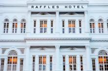 Raffles: A Splendid Love Affair of Literature, Art and Liquour