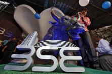 Sensex, Nifty Edge Higher After RBI's Unconventional Rate Cut