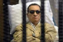 Egypt's Mubarak stays in detention despite release order