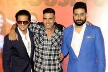 Feel Relieved When I Do Light Comedy Films: Akshay Kumar