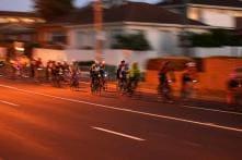 Several injured at international cycle race in China