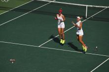 Rio 2016: Makarova, Vesnina Shatter Hingis' Gold Bid