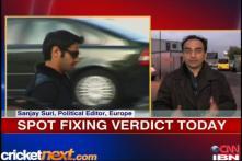 Verdict awaited in spot-fixing trial