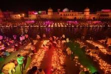 Kartik Purnima: Devotees Take Holy Dip Amid High Security in Ayodhya