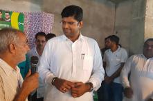 Haryana Polls: No Work on Ground, BJP has Only Spoken Lies During 5 Yrs, Says Dushyant Chautala