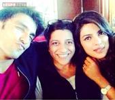 Photos: Priyanka Chopra, Ranveer Singh, Farhan Akhtar bond while filming 'Dil Dhadakne Do'