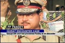 Ishrat case: Court to hear Pandey's plea to quash FIR against him
