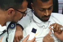 All-Rounder Hardik Pandya Reveals His Love For Diamonds On Chahal TV