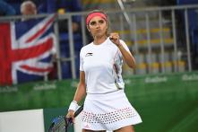 Kerber, Sania Continue to Lead Women's Tennis Rankings